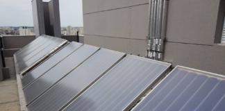 economizar com aquecedor solar